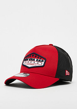 New Era 9Forty New Era Patch Trucker red/black/optic white
