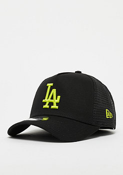 New Era 9Forty Trucker MLB Los Angeles Dodgers Essential black/cyber
