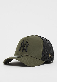 New Era 9Forty Trucker MLB New York Yankees Essential black/cyber