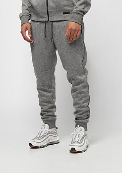 Southpole MARLED TECH FLEECE PANTS MARLED GREY