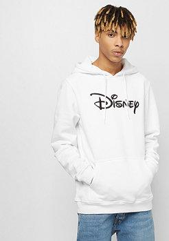 Mister Tee Disney Logo EMB Hoody white