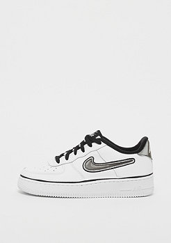NIKE Air Force 1 white/black/white