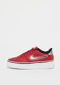 NIKE Air Force 1 LV8 (GS) Sport varsity red/black/white