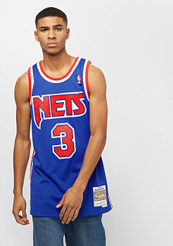 Mitchell & Ness NBA Swingman New Jersey Nets 92-93 Drazen Petrovic royal