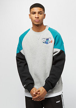 Mitchell & Ness NBA Trading Block Charlotte Hornets grey