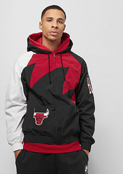Mitchell & Ness Shark Tooth Jacket Chicago Bulls black