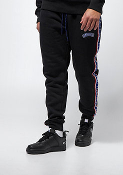 Mitchell & Ness Taped Fleece Jogger Philadelphia 76ers black