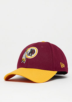 New Era NFL Washington Redskins burgundy/yellow