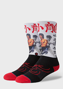 Stance Anthem Bruce Lee white