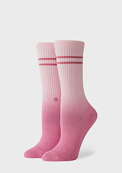 Stance Foundation Uncommon Dip Crew pink