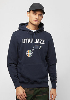 New Era NBA Team Logo Po Utah Jazz blue