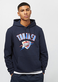 New Era NBA Oklahoma City Thunder blue