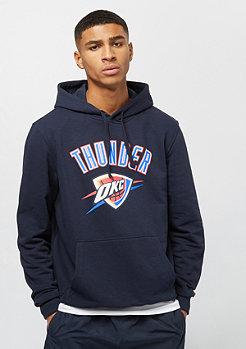 New Era NBA Team Logo Po Oklahoma City Thunder blue