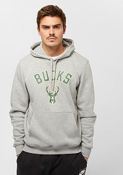 New Era NBA Team Logo Po Milwaukee Bucks grey