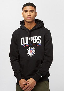 New Era NBA Team Logo Po Los Angeles Clippers black
