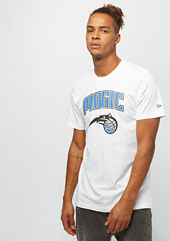 New Era NBA Team Logo Tee Orlando Magic white