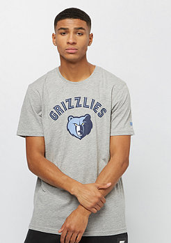 New Era NBA Team Logo Tee Memphis Grizzlies grey