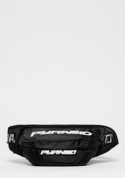 Black Pyramid Waistbag black