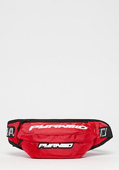 Black Pyramid Waistbag red