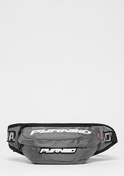 Black Pyramid Waistbag grey