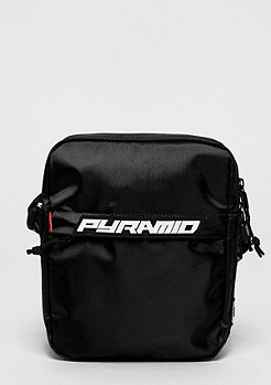 Black Pyramid Shoulder bag black