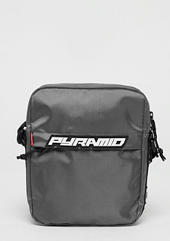 Black Pyramid Shoulder bag grey