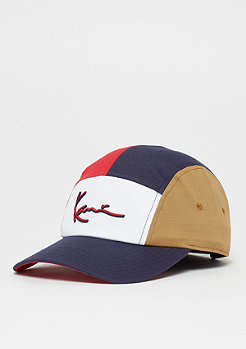 Karl Kani KK x Starter 5 Pannel white/navy/red/brown