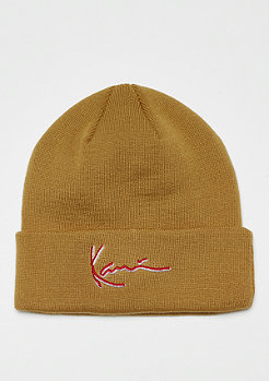 Karl Kani KK x Starter Signature Beanie brown