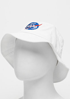 Mister Tee NASA Bucket Hat white