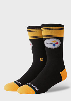 Stance NFL Pittsburgh Steel Curtain black