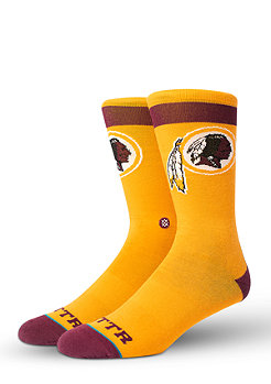 Stance NFL Washington HTTR yellow