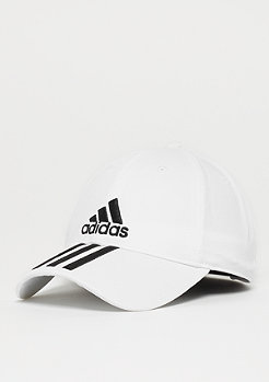 adidas 6P 3S Cap Cotto white/black/black