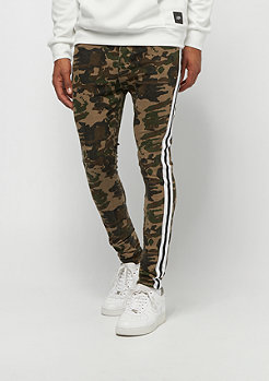 Sixth June Denim With Bands camo