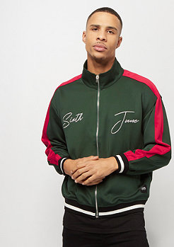 Sixth June Tracksuit with Bands green