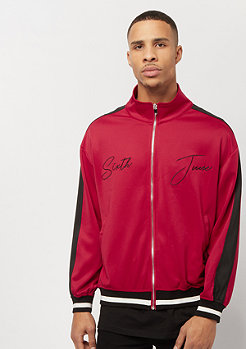 Sixth June Tracksuit with Bands red