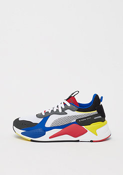 Puma RS-X Toys puma white-puma royal-high risk red