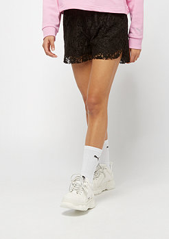 Urban Classics Ladies Laces Shorts black