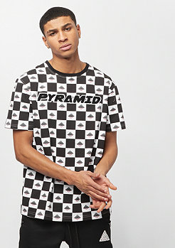 Black Pyramid PYRAMID CHECKER black