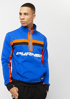 Black Pyramid 2 STRIPE TRACK JACKET blue