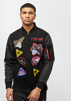 Black Pyramid BP SPACE DENIM JKT black