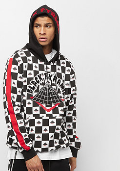 Black Pyramid PYRAMID CHECKER HOODIE black