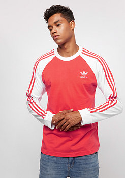 adidas 3-Stripes bright red
