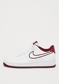 best service 8afdd d5014 ... NIKE Air Force 1 07 Leather white team red ...