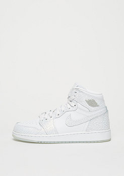 JORDAN Air Jordan 1 Retro High white/white/pure platinum