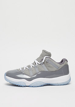 Jordan Air Jordan 11 Retro Low medium grey//white/gunsmoke