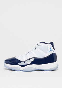 JORDAN Air Jordan 11 Retro white/university blue/midnight navy