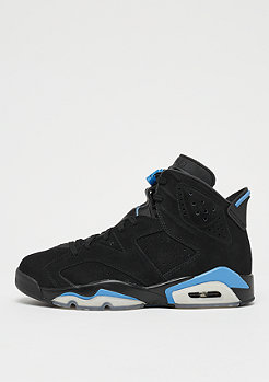 JORDAN Air Jordan 6 Retro black/university blue