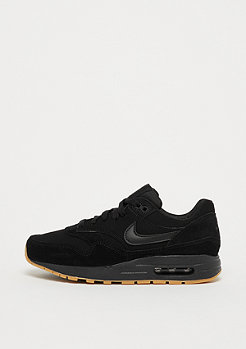 NIKE Air Max 1 (GS) black/black-black-gum light brown