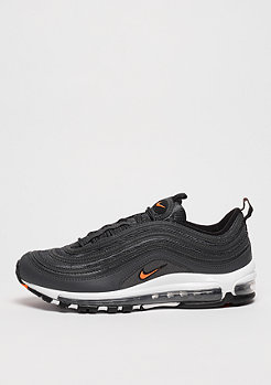 NIKE Air Max 97 anthracite/total orange/black/white