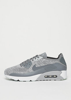 NIKE Air Max 90 Ultra 2.0 Flyknit pure platinum/cool grey/white